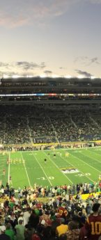 South Bend: Notre Dame Football & The Band Chicago